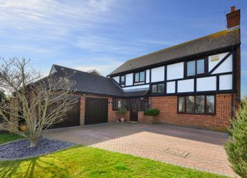 Thumbnail 4 bed property for sale in The Russets, Chestfield, Whitstable