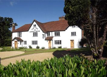 Thumbnail 4 bed terraced house for sale in The Old School House, Stane Street, Ockley, Dorking
