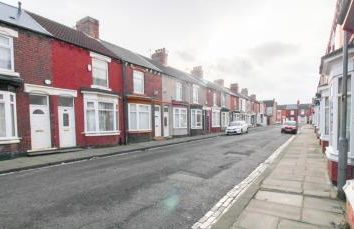 2 bed terraced bungalow to rent in Thornton Street, North Ormesby, Middlesbrough TS3