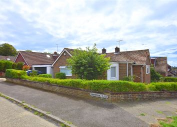 Thumbnail 3 bed bungalow for sale in Norbury Drive, North Lancing, West Sussex