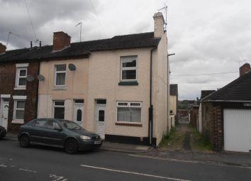 Thumbnail 2 bed end terrace house to rent in Kirk Street, Smallthorne, Stoke-On-Trent