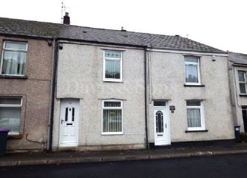 Thumbnail 2 bed terraced house for sale in Freeholdland Road, Pontnewynydd, Pontypool, Monmouthshire.