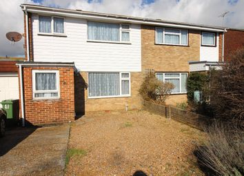 Thumbnail 3 bed semi-detached house for sale in Beatty Road, Eastbourne
