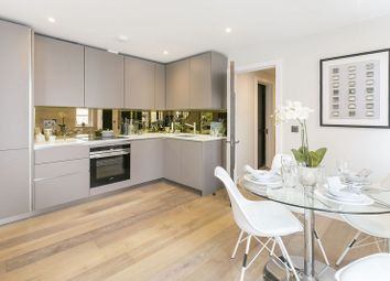 Thumbnail 2 bed flat for sale in Merton Place, Nelson Grove Road, London