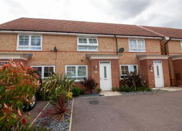 Thumbnail 2 bed town house for sale in Taunton Way, Retford