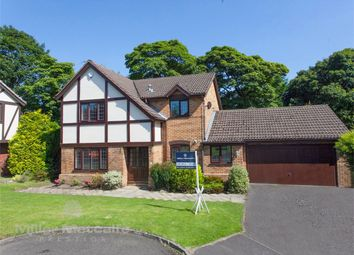 Thumbnail 4 bedroom detached house for sale in Wykeham Mews, Heaton, Bolton, Lancashire
