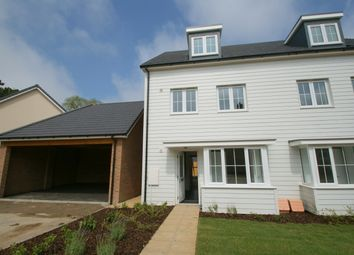Thumbnail 4 bed semi-detached house to rent in Elliot Way, Sholden