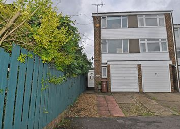 Thumbnail 4 bed town house for sale in Cherry Tree Road, Rainham, Gillingham