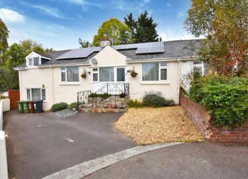 Thumbnail 4 bed semi-detached bungalow for sale in Buckerell Avenue, St Leonards, Exeter