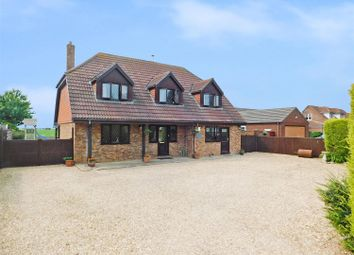 Thumbnail 5 bed detached house for sale in Spilsby Road, Wainfleet, Skegness