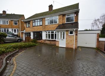 3 bed semi-detached house for sale in Allerton Road, Trentham, Stoke-On-Trent ST4