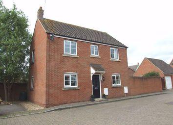 Thumbnail 3 bed detached house for sale in Kenley Close, Bowerhill, Melksham
