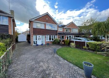 Thumbnail Detached house to rent in Henson Way, Sharnford, Hinckley