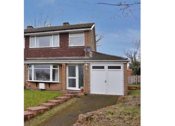 Thumbnail 3 bedroom semi-detached house for sale in Cranmore Road, Wolverhampton