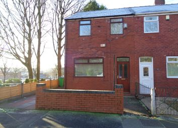Thumbnail 2 bed end terrace house to rent in Market Street, Middleton, Manchester