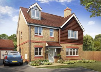 Thumbnail 5 bed detached house for sale in Brick Field, Fenny Stratford, Milton Keynes