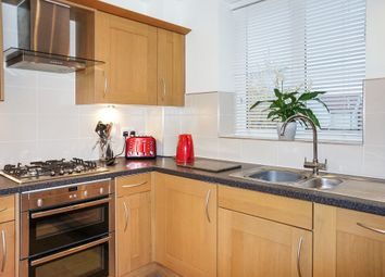 Thumbnail 2 bed flat for sale in Waterside Drive, Ditchingham, Bungay