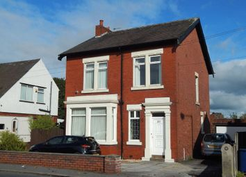 Thumbnail 3 bed detached house for sale in Leyland Road, Penwortham, Preston