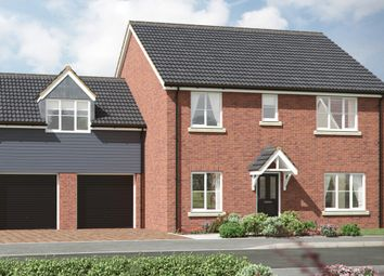 Thumbnail 5 bedroom detached house for sale in Granger Close, Walsham Le Willows