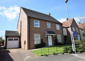 Thumbnail 5 bed link-detached house for sale in Stocking Way, Carlton Boulevard, Lincoln