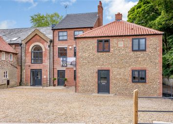 Thumbnail 2 bed end terrace house for sale in 1 Swan Court, Mill Court, Fakenham, Norfolk