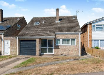 Thumbnail 3 bed detached house for sale in Tudor Avenue, Roydon, Diss