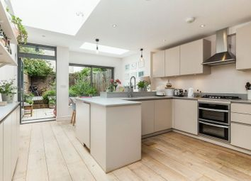 Thumbnail 2 bed terraced house for sale in Chamberlens Garages, Dalling Road, London