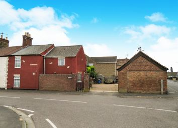 Thumbnail 3 bed semi-detached house for sale in Horsegate Lane, Whittlesey, Peterborough