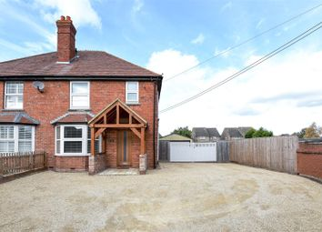 Thumbnail 3 bed terraced house for sale in W & G Industrial Estate, Faringdon Road, East Challow, Wantage