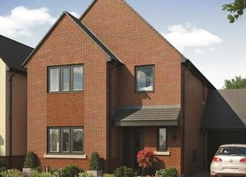 Thumbnail 4 bedroom detached house for sale in York Road, Priorslee, Telford