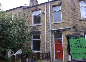 Thumbnail 2 bedroom terraced house for sale in Norman Road, Huddersfield