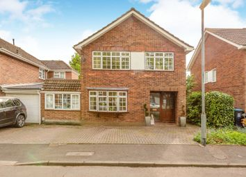Thumbnail 4 bed detached house for sale in Newford Close, Hemel Hempstead