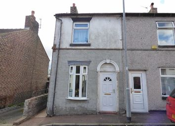 Thumbnail 2 bed end terrace house for sale in Chapel Lane, Harriseahead, Stoke-On-Trent