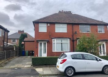 Thumbnail 3 bedroom semi-detached house for sale in Ferndene Road, Prestwich, Manchester, Greater Manchester