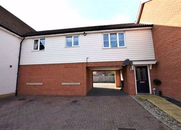 Thumbnail 2 bed terraced house for sale in Liddell Drive, Basildon, Essex