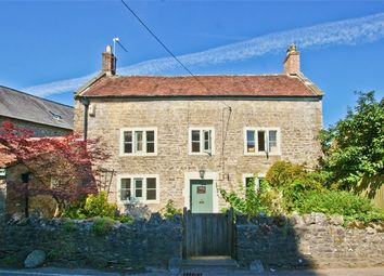 Thumbnail 4 bed cottage for sale in Mendip Road, Stoke St Michael, Radstock, Somerset