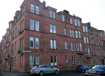 Thumbnail 2 bedroom flat to rent in Mannering Road, Shawlands, Glasgow