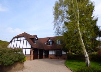 Thumbnail 5 bedroom detached house for sale in Crick, Caldicot