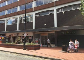 Thumbnail Retail premises to let in 21, Regent Street, Wrexham