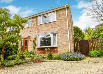 Thumbnail 3 bed end terrace house for sale in St Michaels Close, Fringford, Bicester