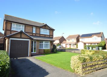 Thumbnail 4 bedroom detached house for sale in Hudson Close, Yate, Bristol