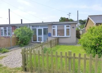 Thumbnail 2 bedroom semi-detached bungalow for sale in Abbotts Way, Bush Estate, Eccles-On-Sea, Norwich