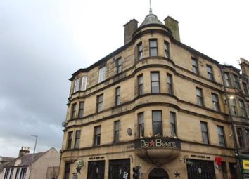 Thumbnail 1 bed flat for sale in High Street, Paisley, Renfrewshire