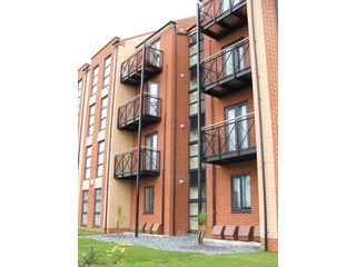Thumbnail 2 bedroom flat to rent in Templars Court, Lenton, Nottingham