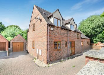 Thumbnail 4 bed detached house for sale in Brookside Court, Bicester