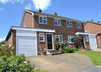 Thumbnail 2 bed semi-detached house for sale in Harwood Rise, Woolton Hill, Berkshire