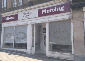 Thumbnail Retail premises to let in Vicar Street, Falkirk
