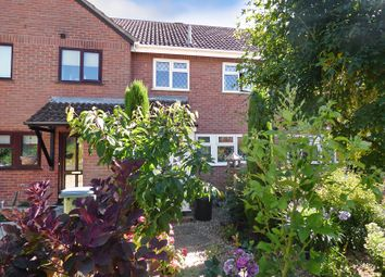 Thumbnail 3 bed terraced house for sale in Wakehurst Place, Rustington, Littlehampton
