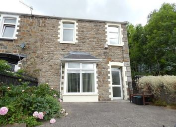 Thumbnail 4 bed end terrace house for sale in Alma Street, Abertillery