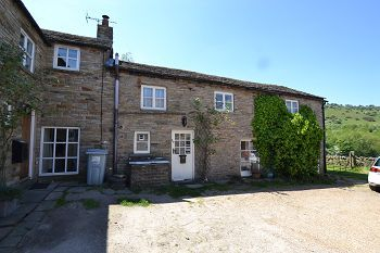 Thumbnail 3 bed semi-detached house for sale in Barn Two, Tower Hill, Rainow, Cheshire